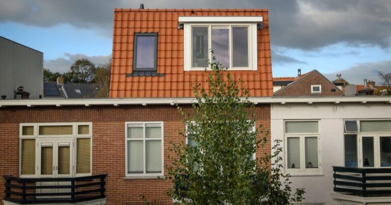prefab dakopbouw plat dak